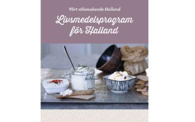 Livsmedelsprogram för Region Halland
