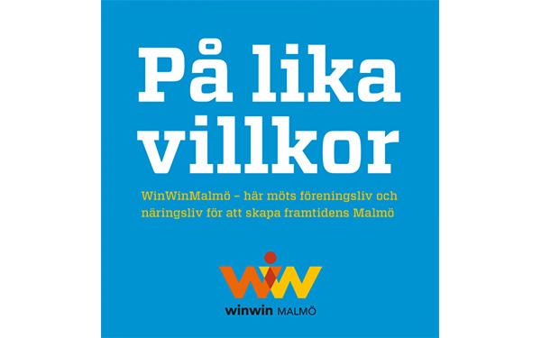 WinWinMalmö – en gemensam mötesplats för företag och föreningar – Malmö stad